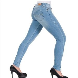 Levi's 511 Skinny Jeans (k)